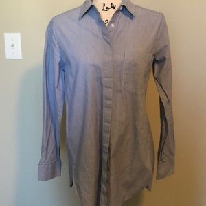 Ladies button down top